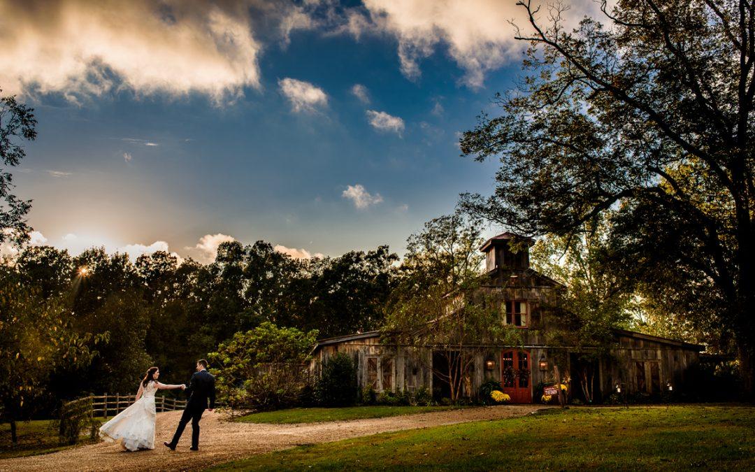 Liz & Bobby : Memphis Wedding Photography at Heartwood Hall